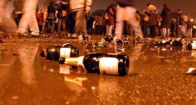 Napoli, si spara di meno, si beve di più: quando il bicchiere è mezzo vuoto