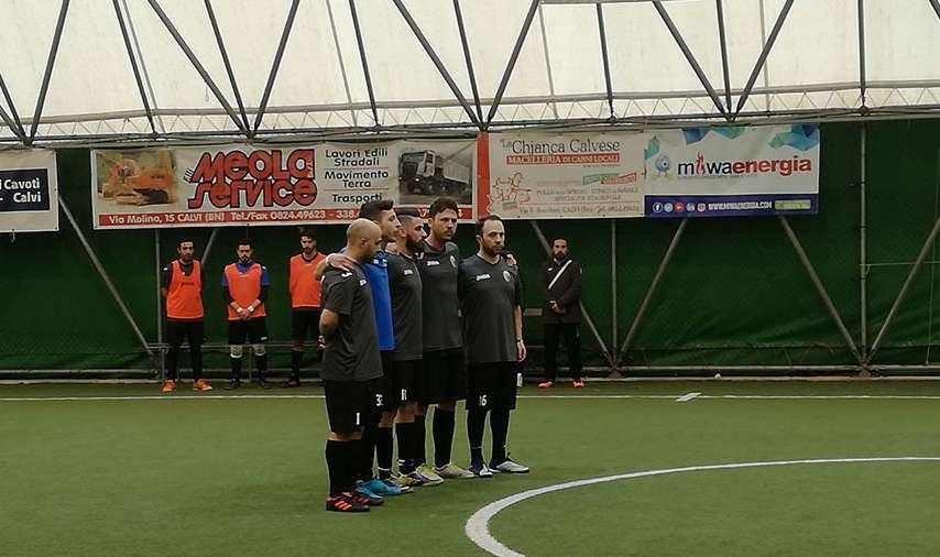 Campana Futsal, fallito il match point contro il Cus Caserta