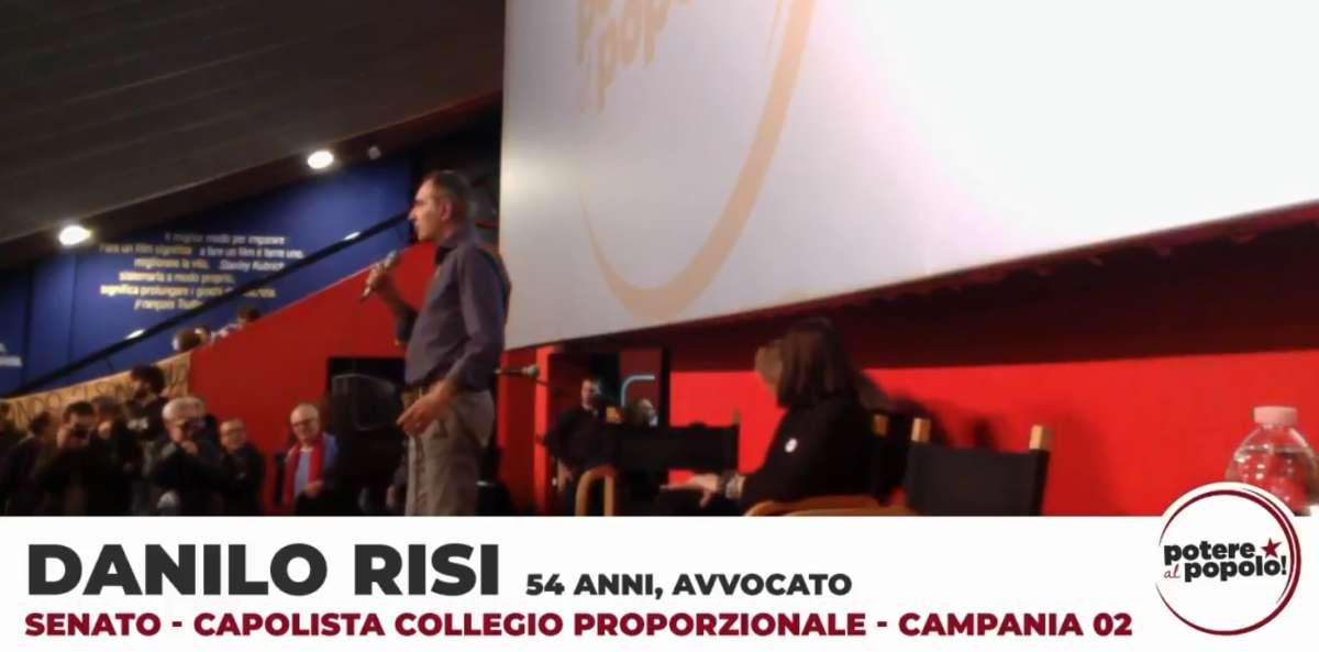 """Potere al Popolo, presentati i candidati napoletani: """"Puntiamo in alto"""""""