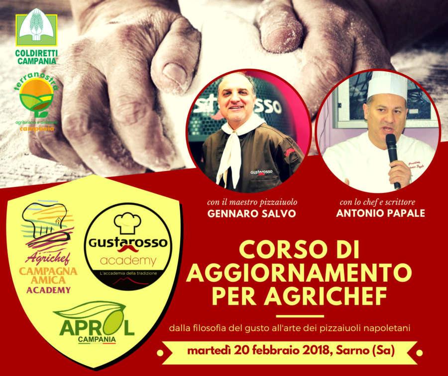 Coldiretti Campania, apre la seconda Agrichef Academy in regione