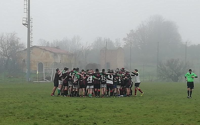 """Rugby, Dragoni vittoriosi in rimonta. Il presidente Pepe: """"Successo importante"""""""
