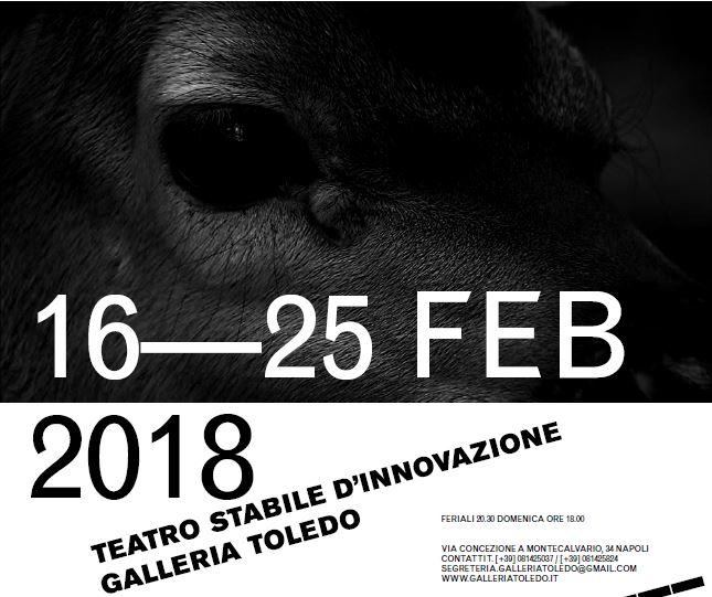"""Galleria Toledo: da venerdì in scena """"Le Braci"""" con Carpentieri e Jotti"""