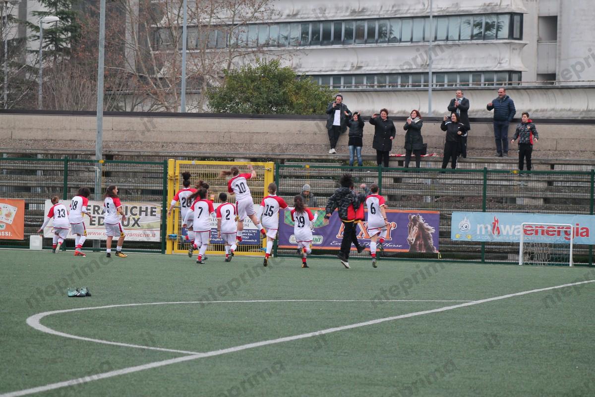 Le Streghe esagerate, finisce in goleada contro il Villaricca