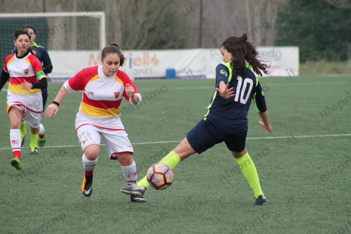 Foto Gallery: Le Streghe Benevento-Villaricca Calcio 11-0