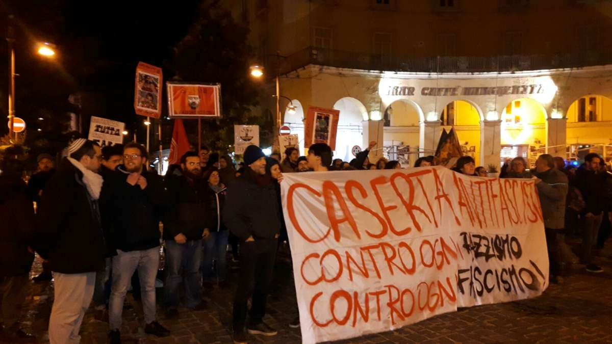 """Salvini, presidio si avvicina al Corso. Millepiani: """"Lega partito protofascista"""""""