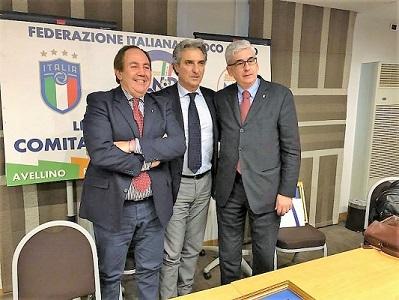 Raffaele Di Fusco coordinatore settore giovanile scolastico campano