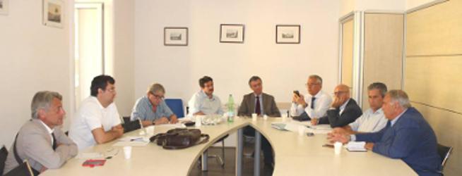 L'avvio dei lavori di Corso Vittorio Emanuele in commissione Infrastrutture