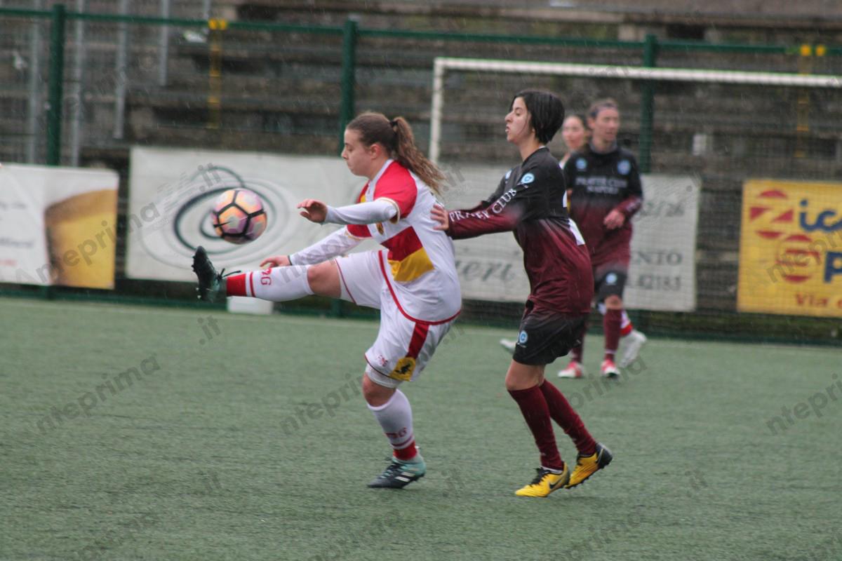 Foto Gallery: Le Streghe Benevento-Prater Club Napoli 4-0