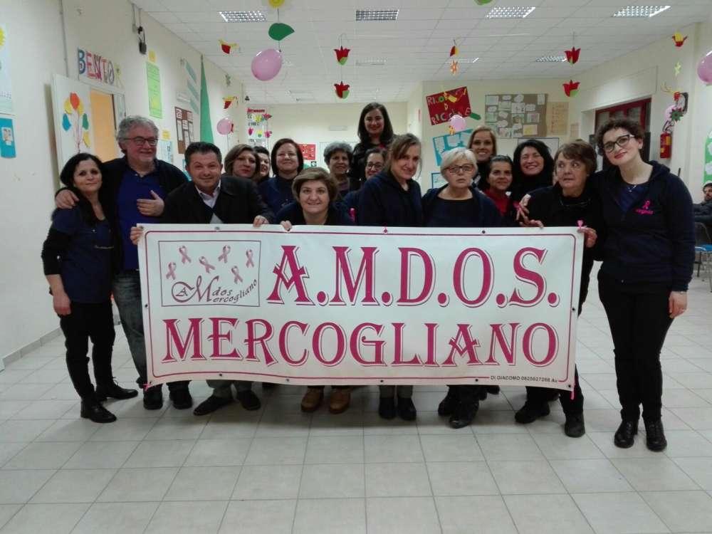 Amdos Mercogliano, grande partecipazione per le visite specialistiche a Bonea