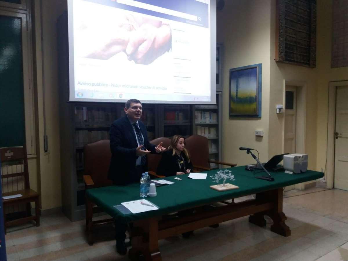 """L'Assessore Fortini al Cives: """"Politiche sociali, mancano competenze"""""""