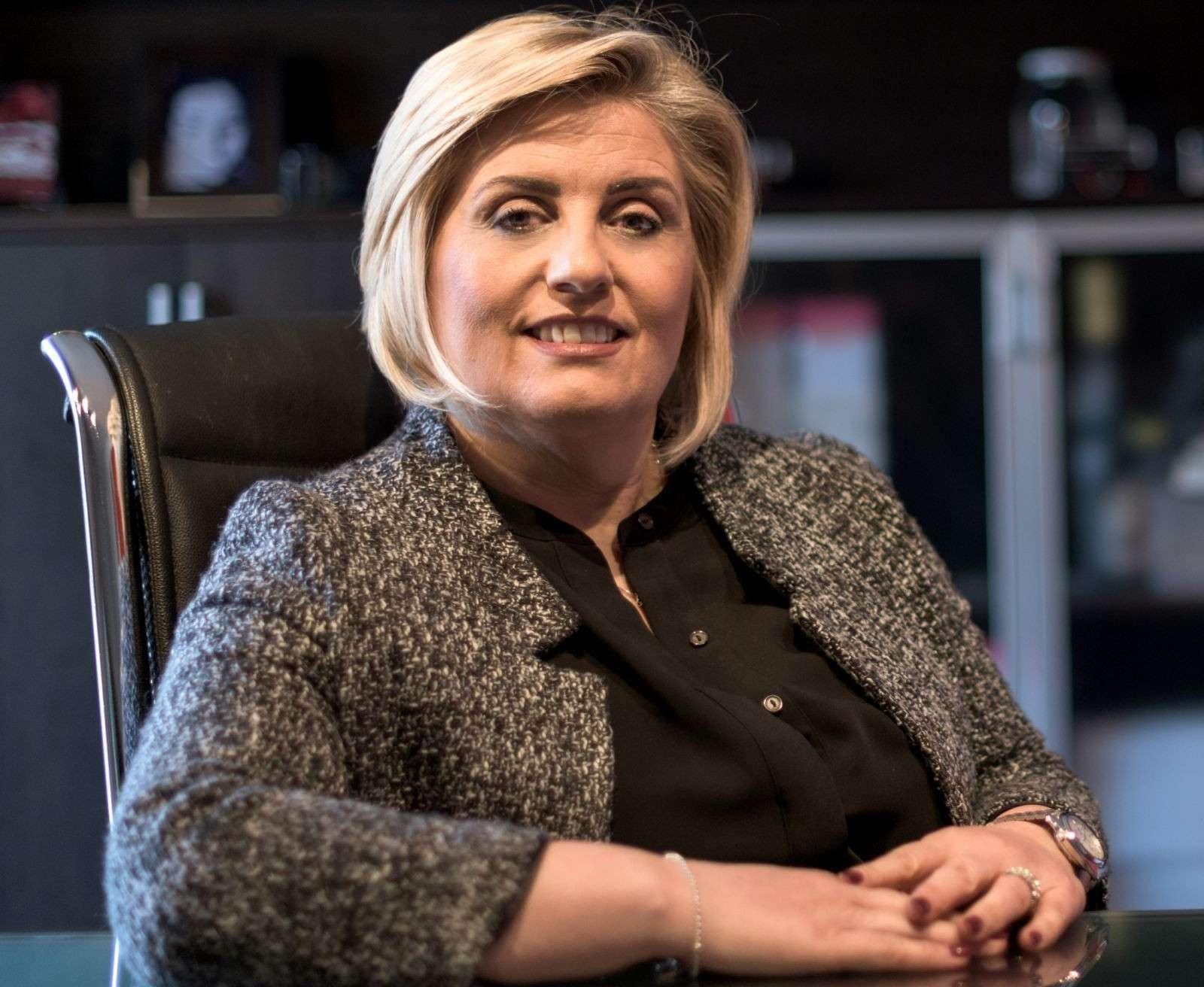 Caterina Meglio, prima donna alla Presidenza dei Conservatori di Musica