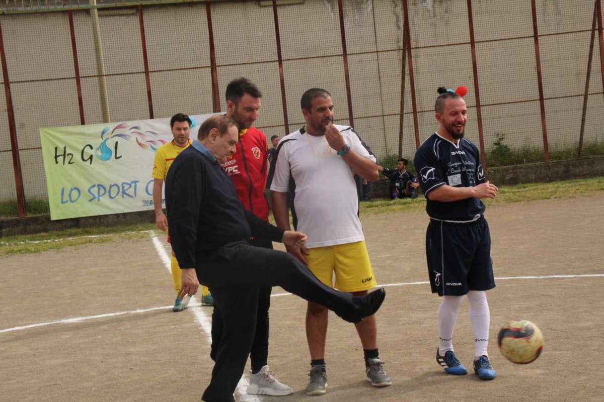H2gol, lo sport come veicolo per la promozione della solidarietà in città