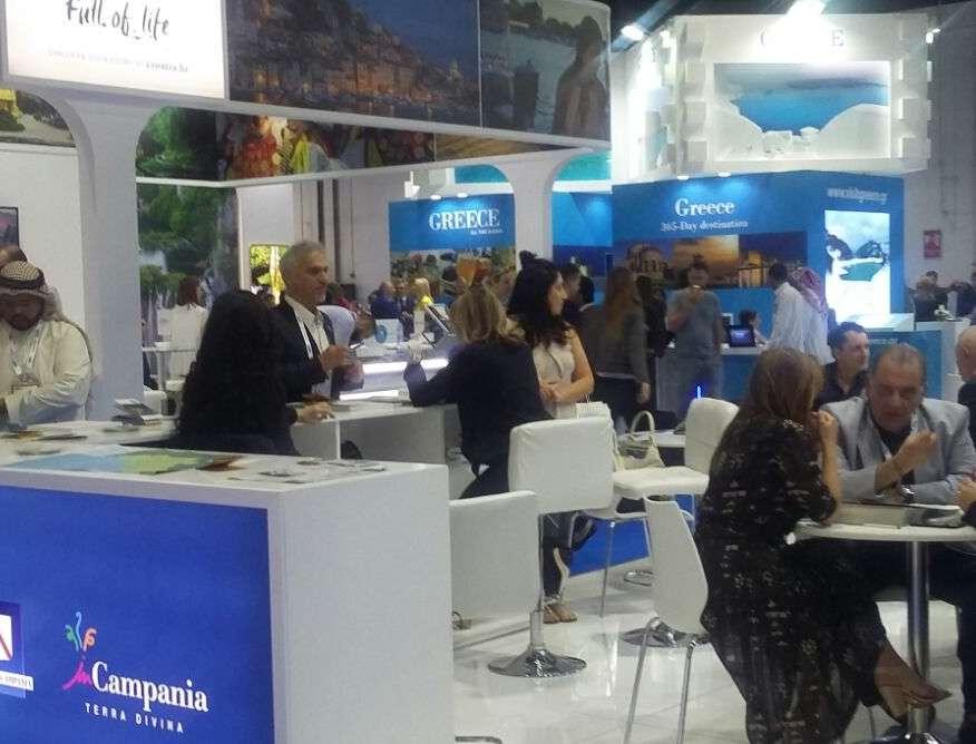 La Regione Campania debutta all'Arabian Travel Market di Dubai