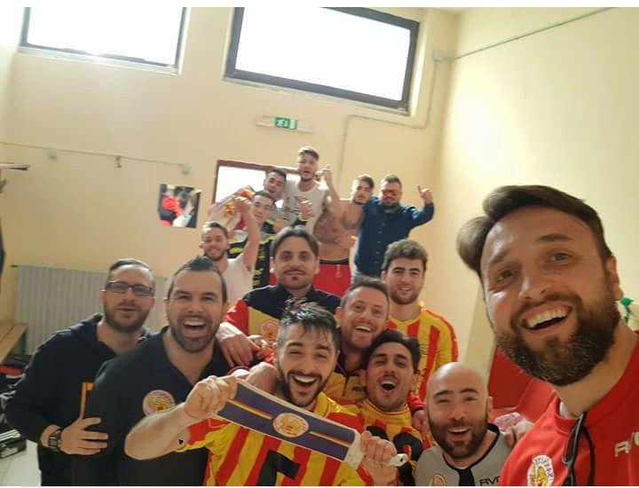 I Sanniti Five Soccer si regalano una speranza nonostante… la Juventus