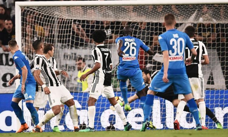 Il cuore non regge al gol di Koulibaly: tragedia a Napoli