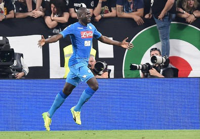 Koulibaly pazzo di Napoli, dalla notte dello Stadium al rinnovo