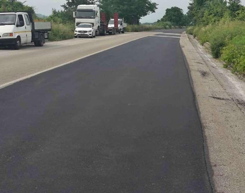 Fondo Valle Isclero: al via i lavori per il ripristino del manto stradale