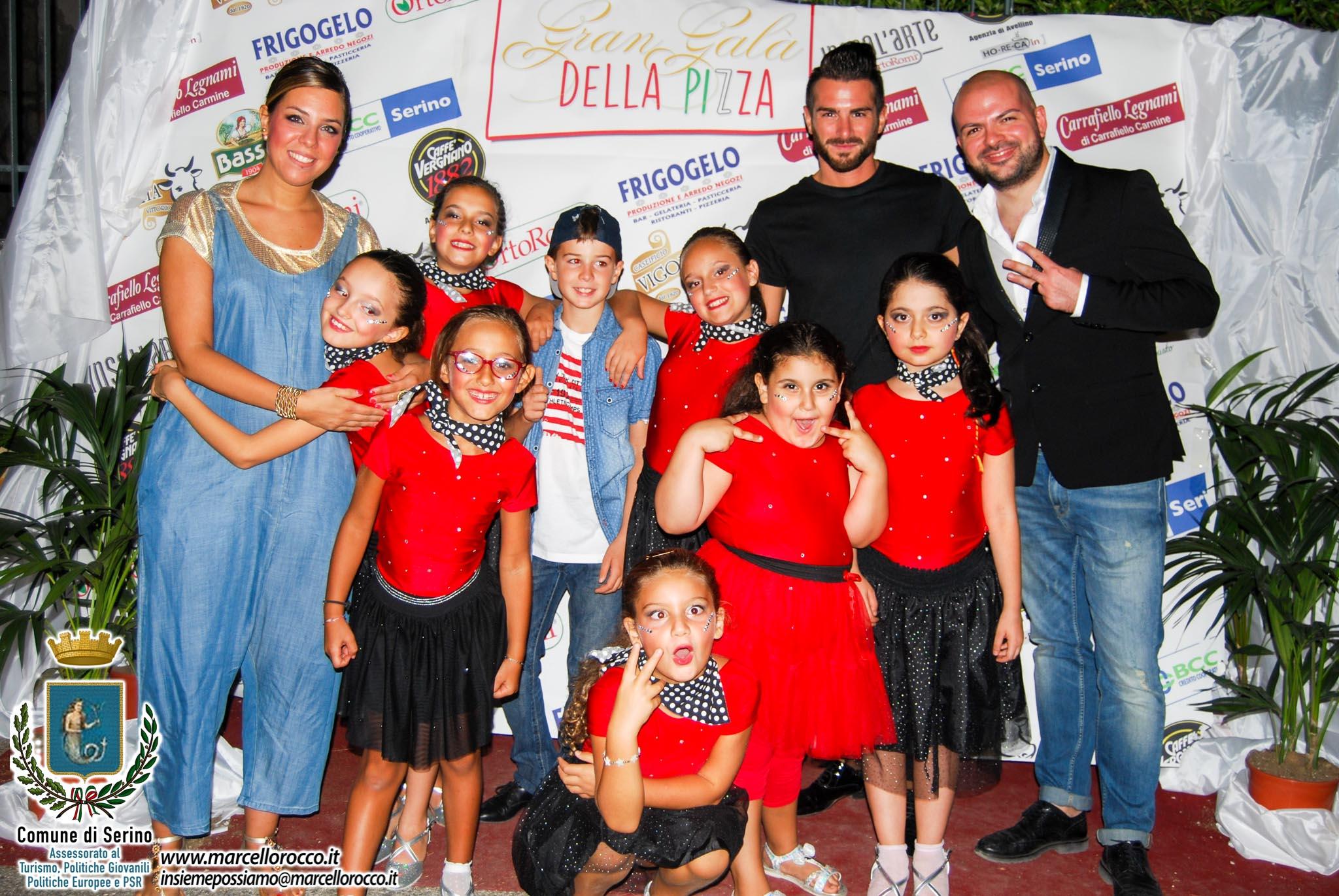 """Salsa Stress e l'assessorato al Turismo di Serino presentano """"La danza è vita"""""""