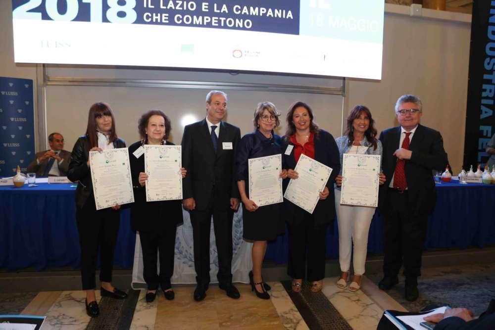 Industria Felix: Sapa tra le migliori società di capitali della Campania