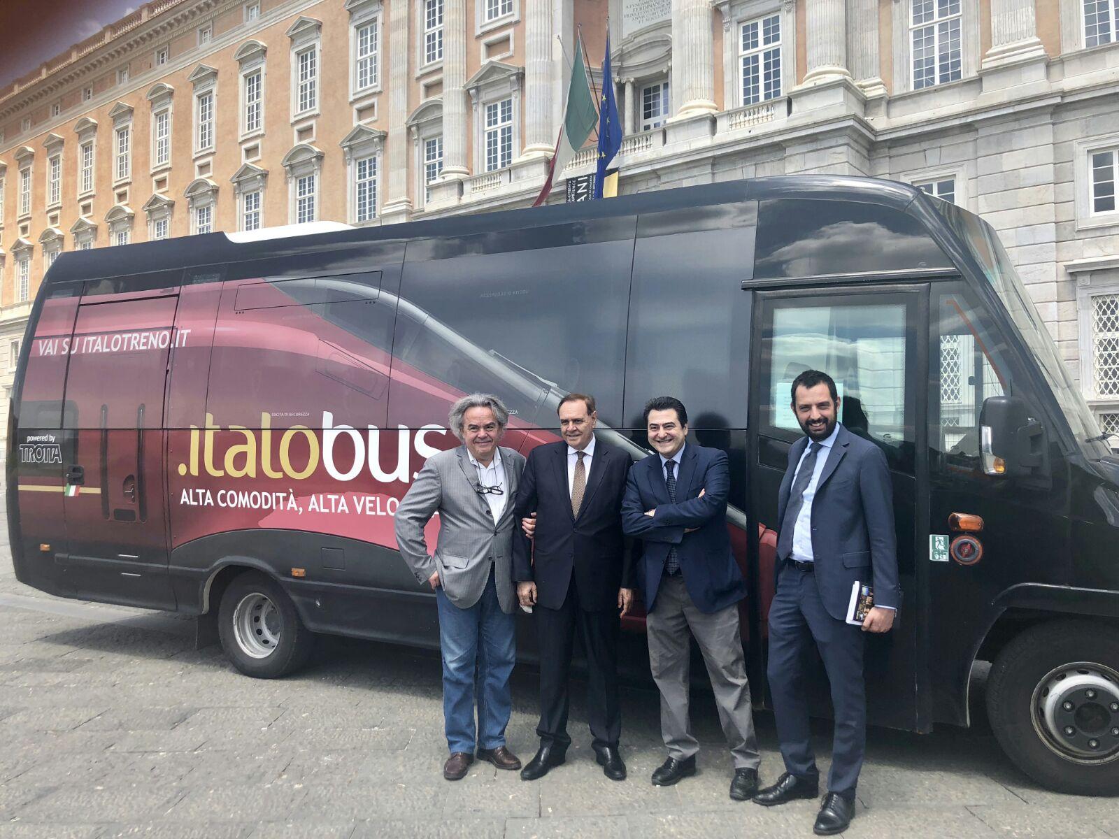 Alta Velocità, ecco come funzionerà il servizio Italobus nel Sannio: prime corse il 14 giugno