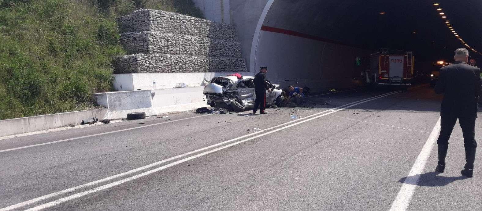"""Incidente SS212, lutto cittadino a Montefalcone. Il sindaco: """"Paese sconvolto"""""""