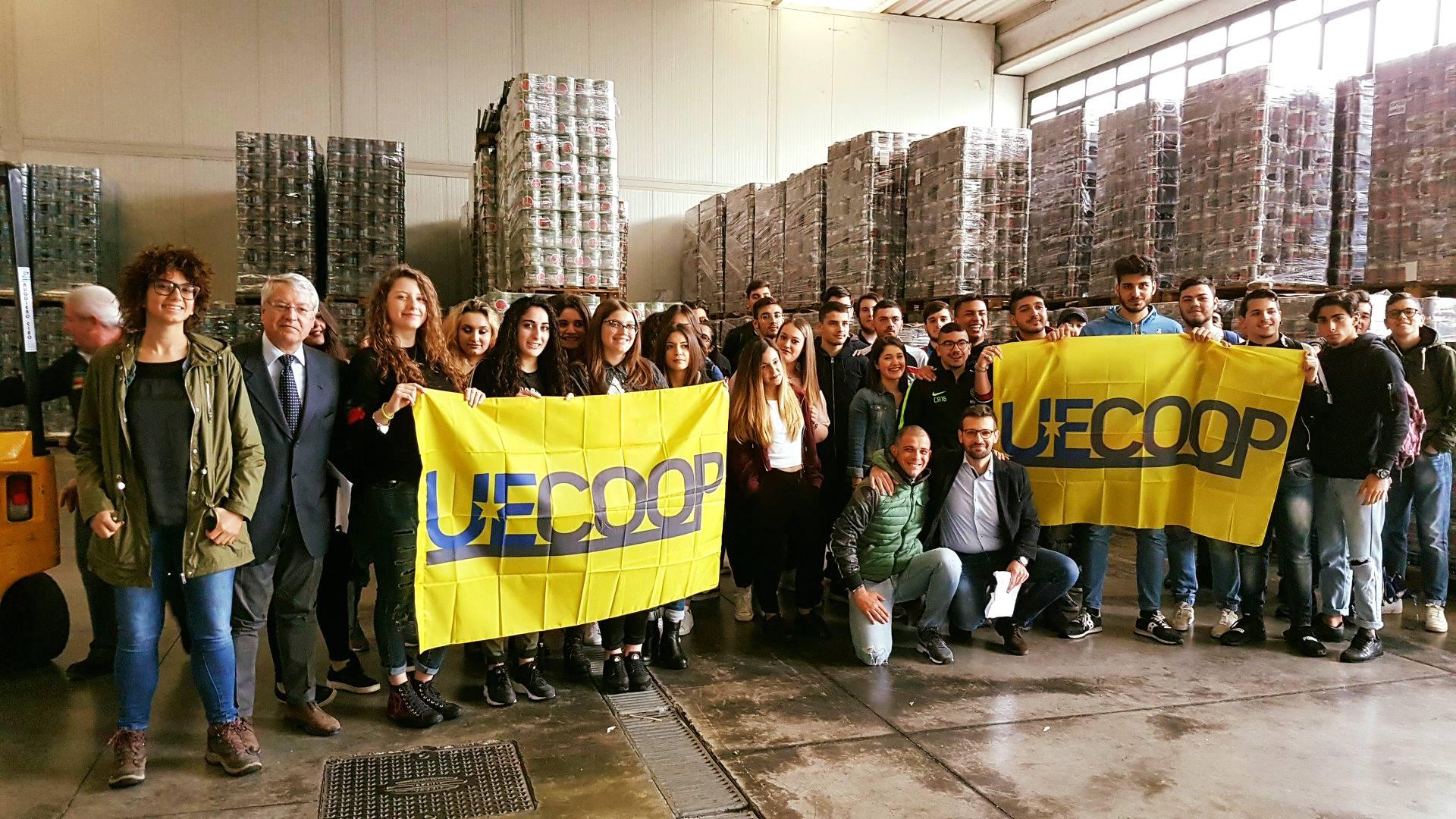 Orientamento tra i campi di San Marzano: iniziativa Uecoop Campania