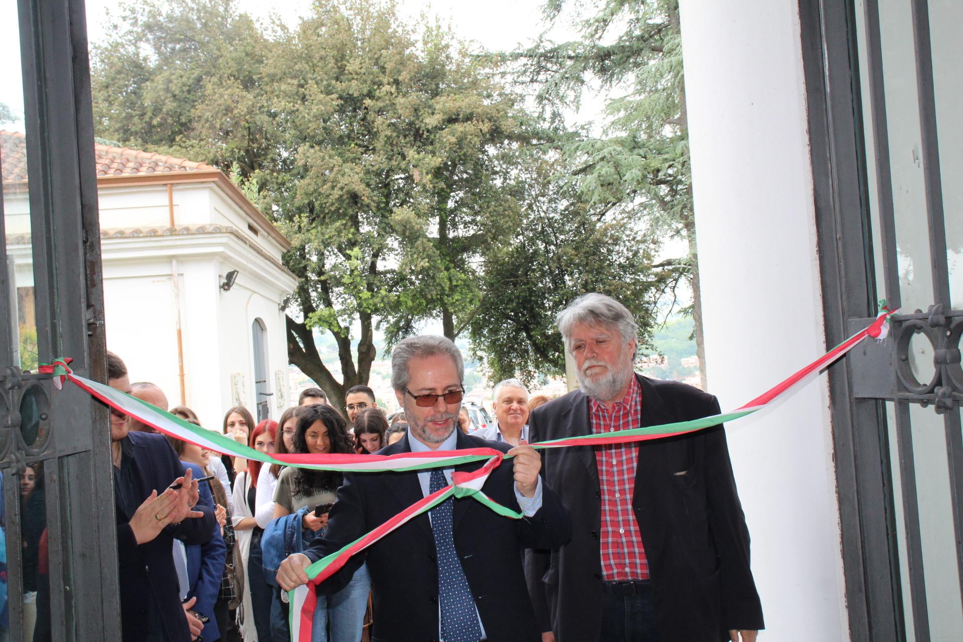 Via alla mostra: circa 200 opere del Liceo Artistico esposte alla Rocca