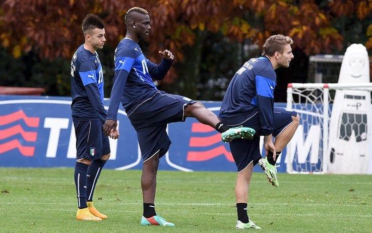 Napoli, primi contatti con un attaccante italiano: De Laurentiis tentato
