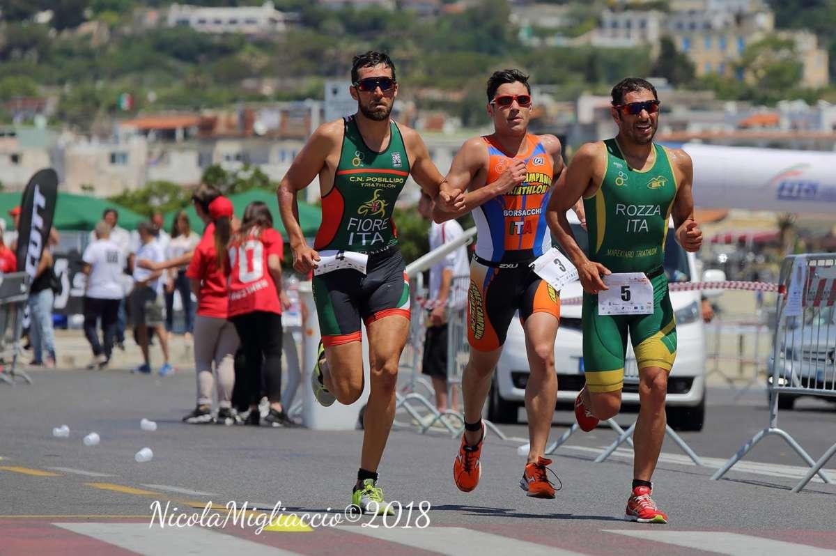 Triathlon: Campionato Italiano di Aquathlon, due campionesse del Posillipo