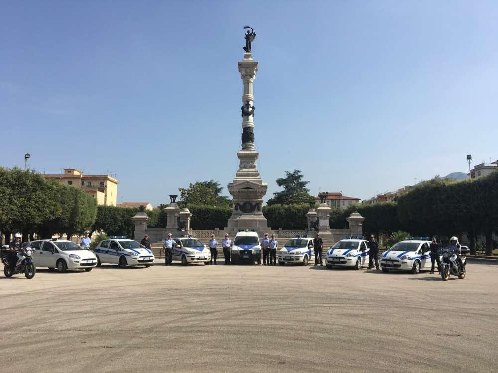 Potenziamento della Polizia Municipale: quattro nuove auto a disposizione