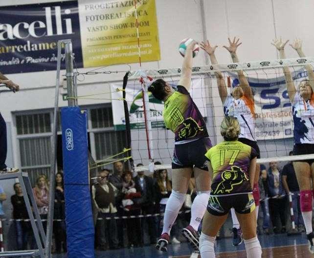 L'Energa Olimpia Volley torna alla vittoria: battuta la UISP Pallavolo Pozzuoli