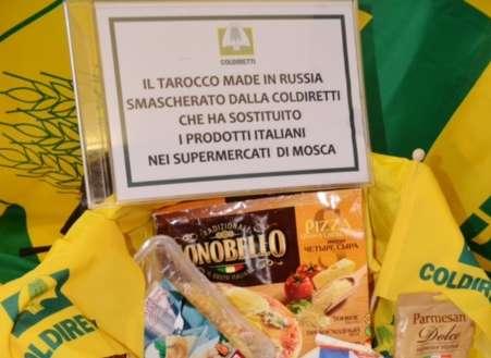"""Coldiretti plaude a Conte: """"Stop sanzioni alla Russia vale 3 miliardi l'anno"""""""