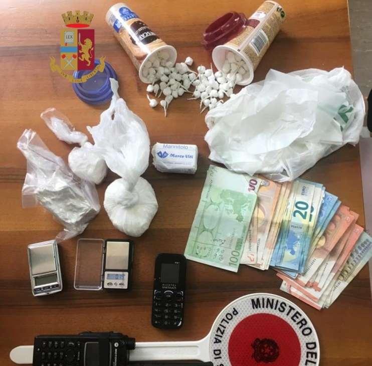 """Droga per il clan Contini, arrestato """"pony express"""" dell'Arenaccia"""