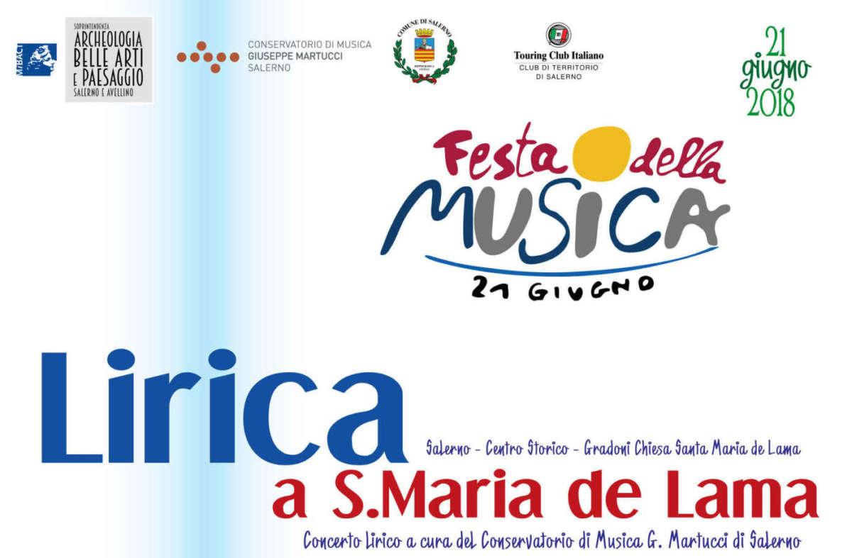 Musicisti nel centro storico di Salerno per la Festa della Musica
