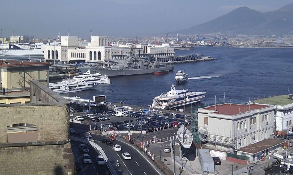 """Nuovo Molo Beverello, sprint dell'Authority: """"Appalti assegnati in poche settimane"""""""