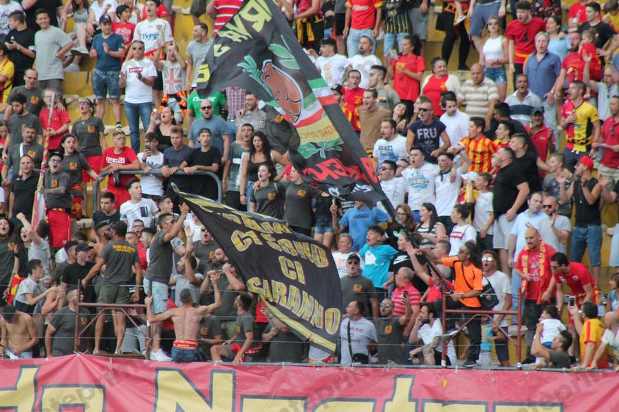 Benevento-Palermo, da domani in vendita i biglietti: info e prezzi