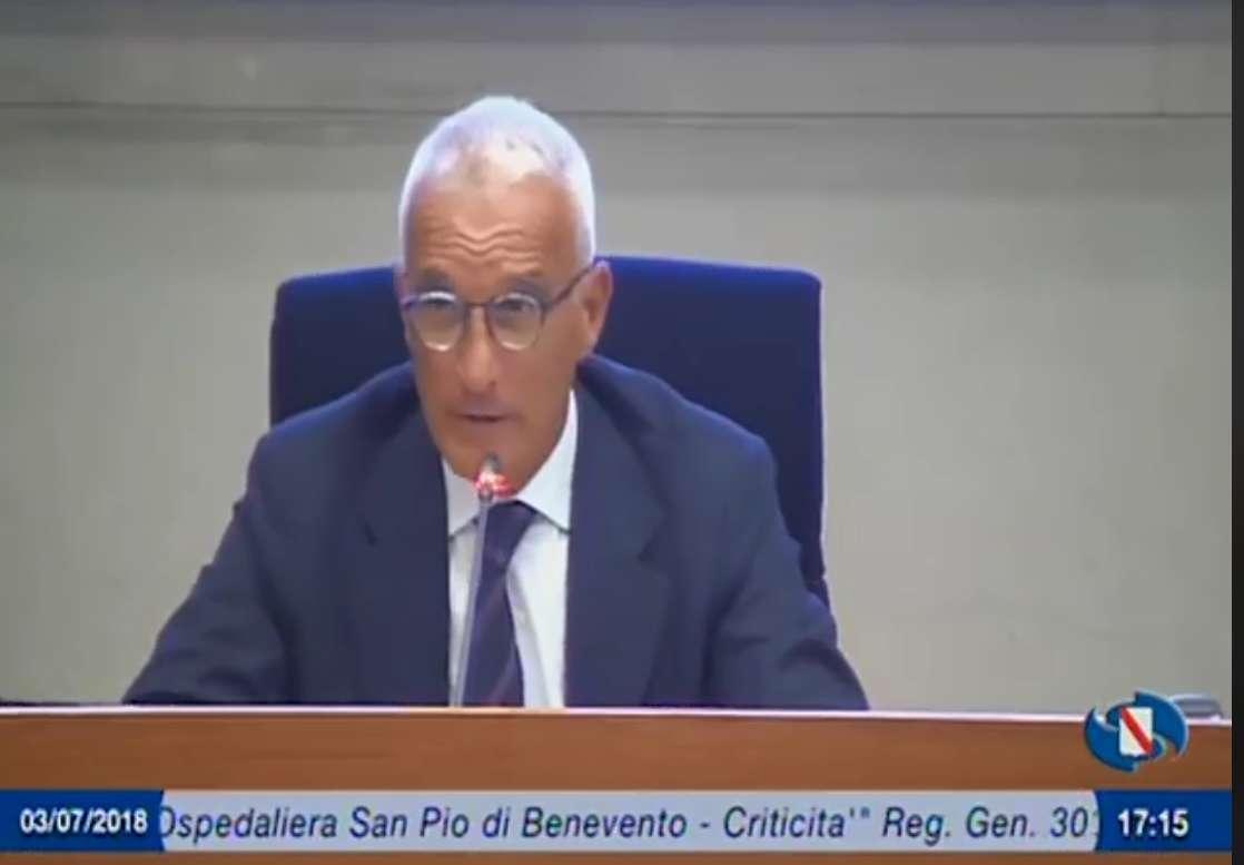 Ospedale Rummo, il Pd vota compatto: non passa in Consiglio Regionale la mozione delle opposizioni
