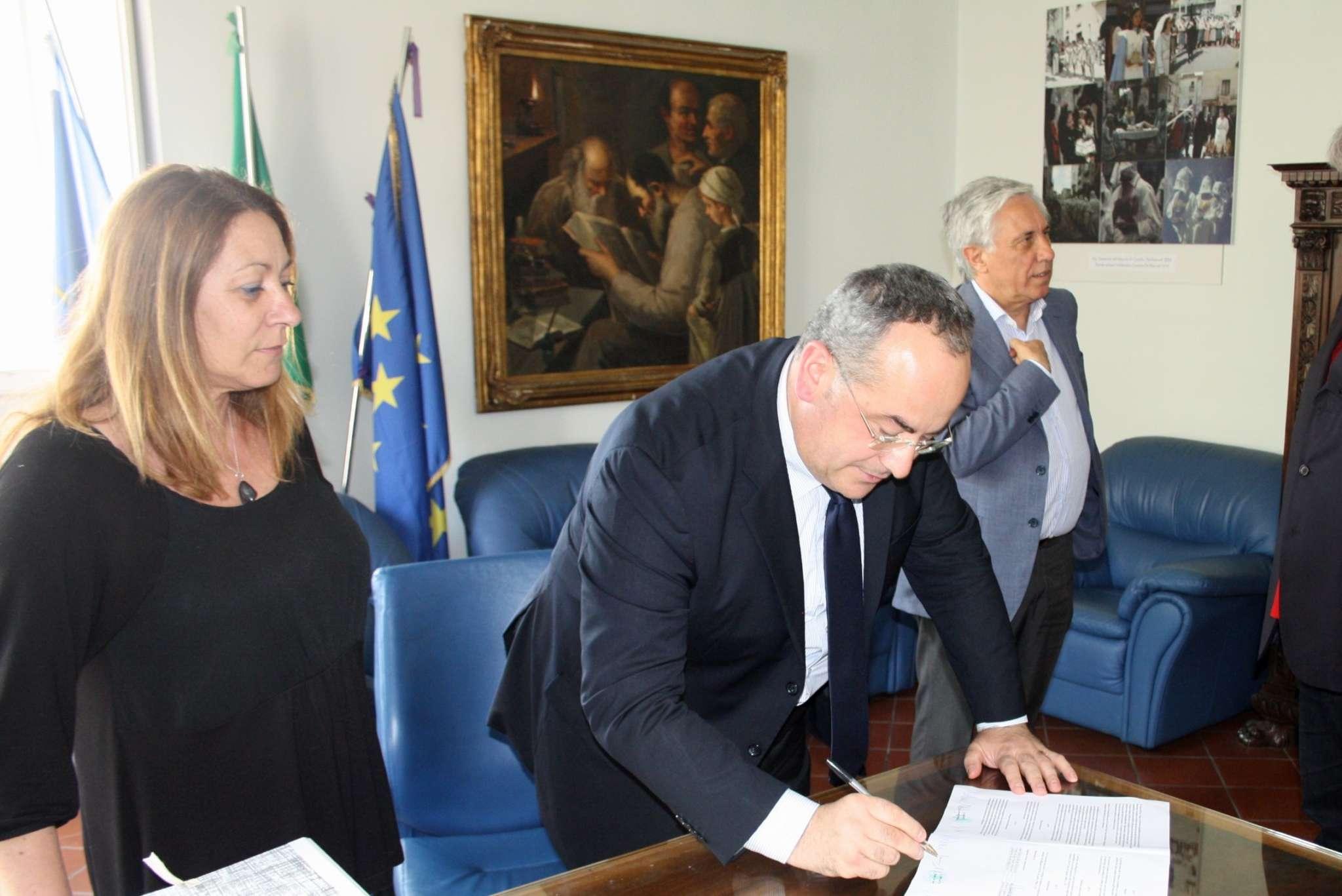 Strade provinciali, ultimato il ripristino della Pago-San Giorgio la Molara