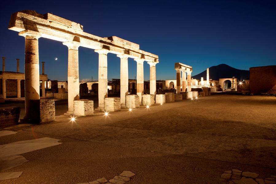 Pompei, da domani visite dedicate alla 'Schola Armaturarum'