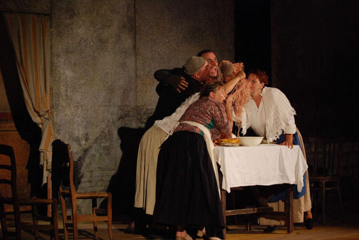 """XXXIII rassegna di """"Teatro dei Barbuti"""": il Premio Natella a Michele La Ginestra"""