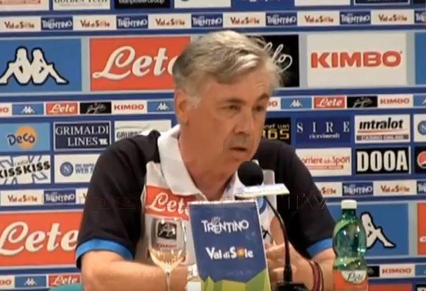 """La prima di Carletto in conferenza: """"Continuità, ad aprile in corsa su tutti i fronti"""""""