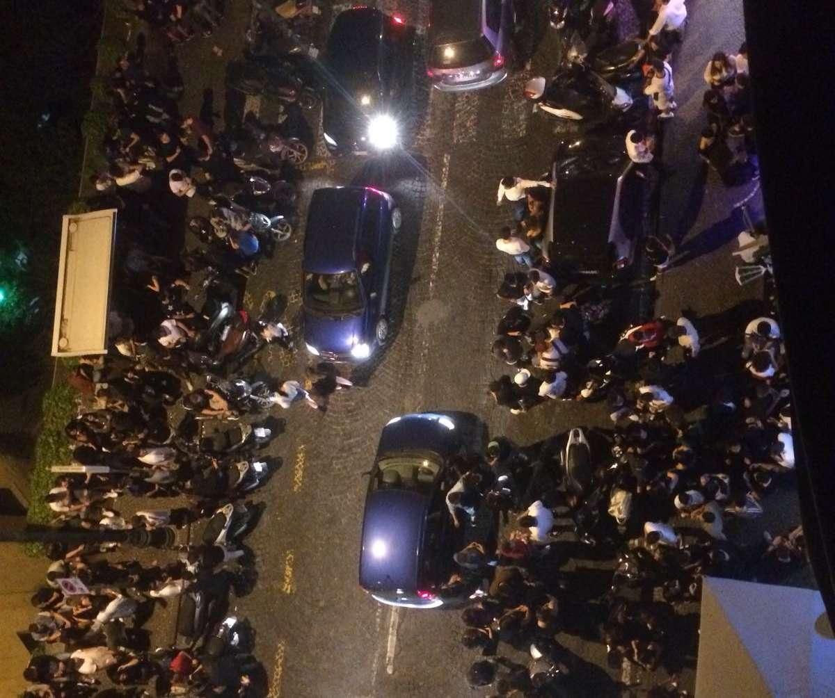 Movida sotto assedio, raffica di multe al Vomero a partire dal giovedì