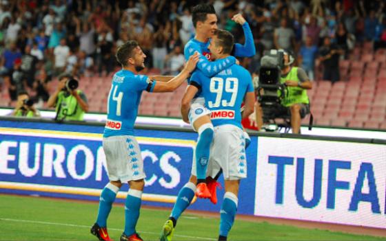 Calciomercato Roma, Mertens nel mirino: il Napoli pensa a Di Maria