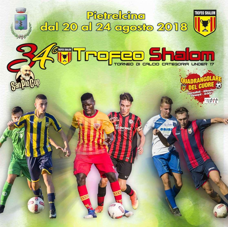 """Trofeo Shalom """"Tabacchi Collarile Cup"""", l'8 agosto si presenta la 34esima edizione"""