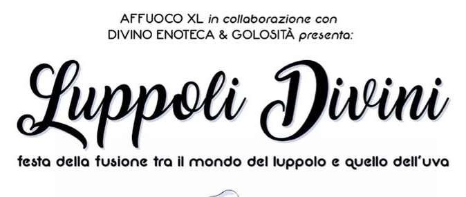 """A San Giorgio del Sannio la festa dell'integrazione tra birra e vino: è tempo di """"Luppoli Divini"""""""