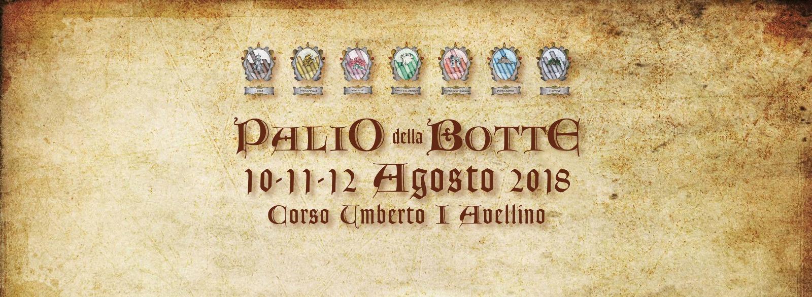 """Avellino: """"Palio della Botte"""" 2018, vince Contrada Bellezze"""
