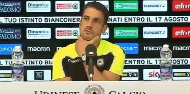 """Velazquez: """"Ho visto le partite del Benevento durante il ritiro, non sarà semplice"""""""