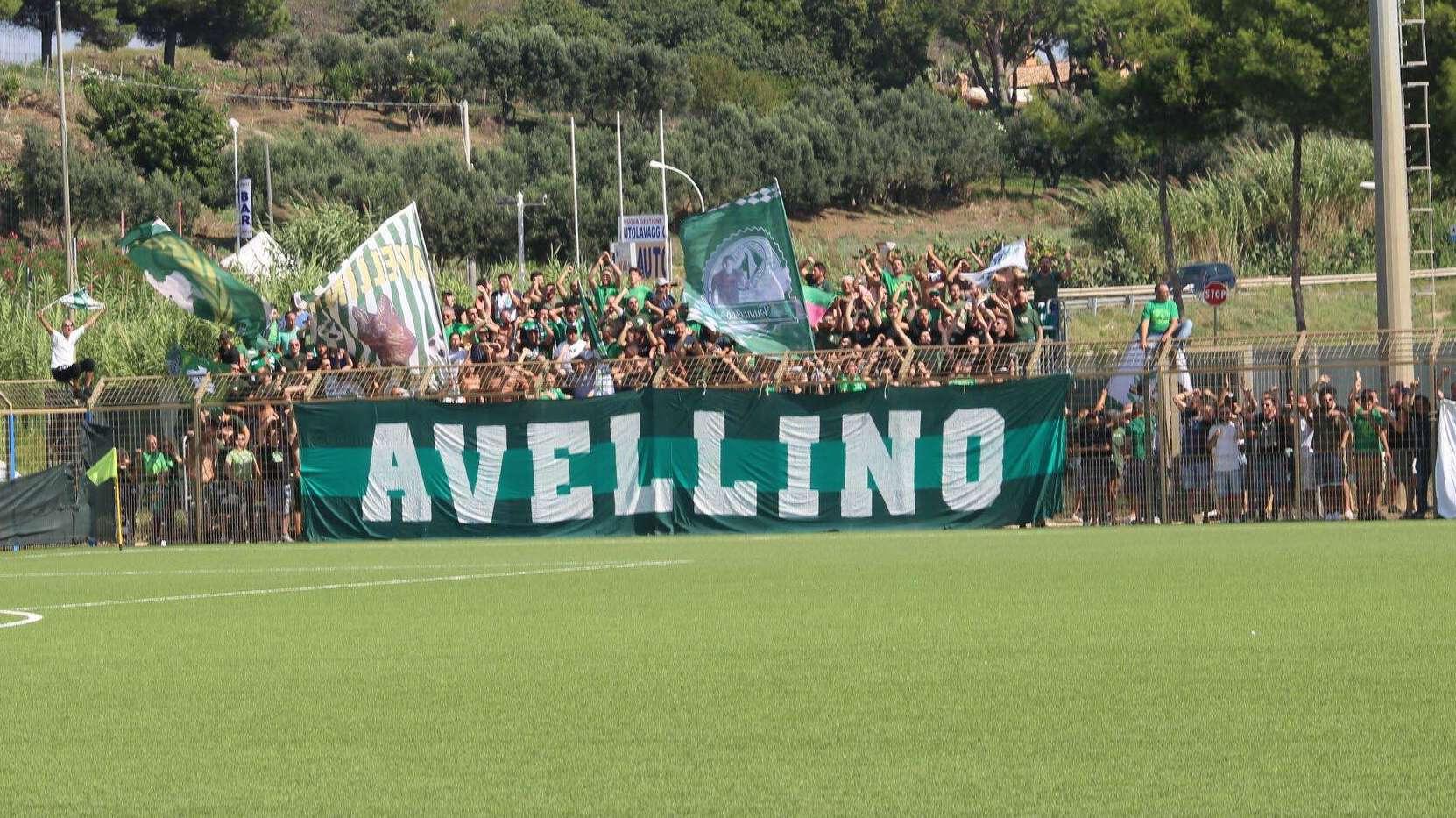 L'Avellino cala il poker all'esordio in Serie D contro il Ladispoli