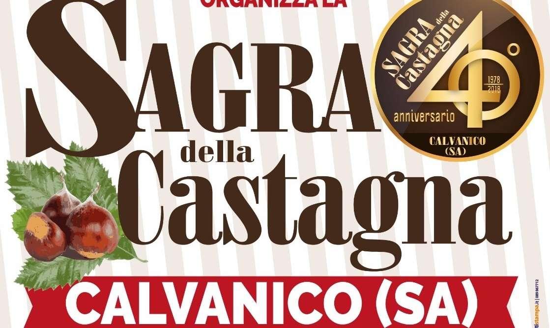 Due weekend dedicati alla Sagra della Castagna di Calvanico