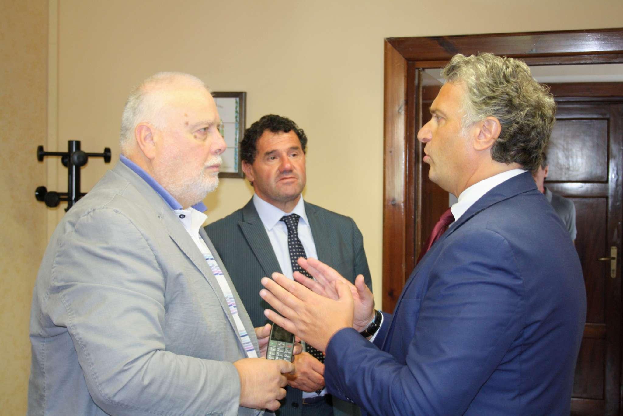 Ceppaloni, incontro tra Ricci e l'amministrazione sul tema viabilità